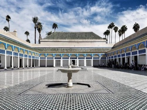 Imperial city Morocco