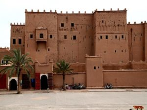 Ouarzazate city